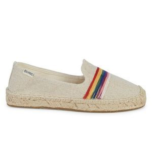 SOLUDOS Pride Color Canvas Esapdrille Flats